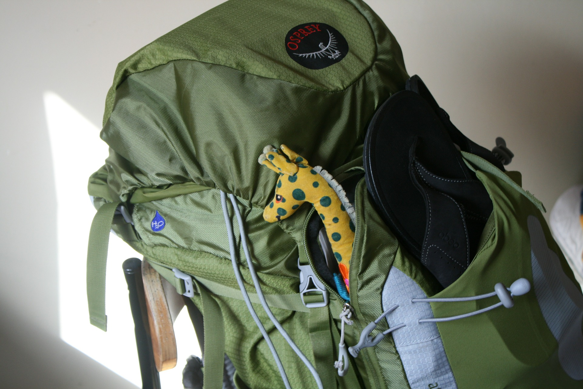 Plecak cyfrowego nomady