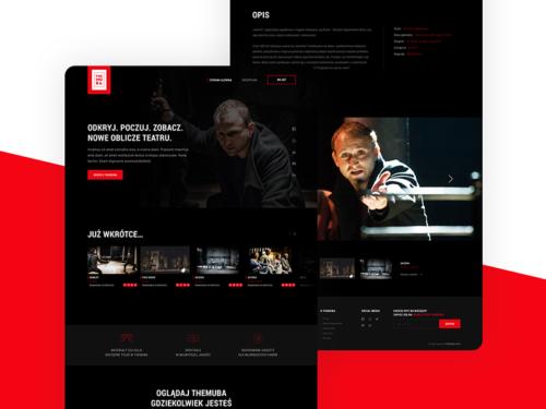 Strona internetowa TheMuBa