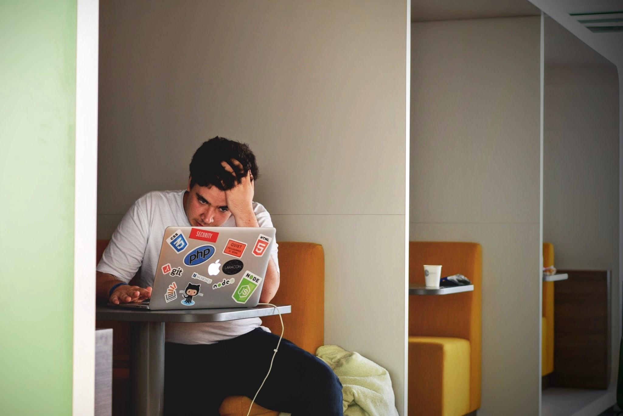 Jak nie zniechęcać siędo nauki programowania